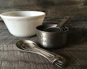 SALE Sweet Vintage Baking Set