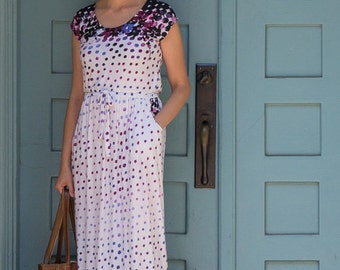 Catalina Dress PDF Sewing Pattern for women