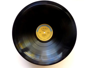 Dwight Yoakam Repurposed Upcycled Vinyl Record By Ccostore