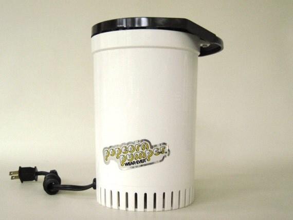 Popcorn Pumper Corn Popper / Coffee Roaster Wearever Proctor-Silex PP01 (top not included)