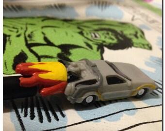 Original Back to the Future DeLorean Pen from 1989