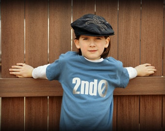 2nd to None kids tshirt