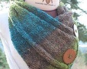The Bee's Knees!!! Boston Harbor Style Scarf