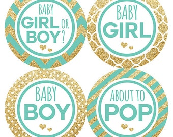 FREE GIFT Pregnancy Stickers, Weekly Pregnancy Stickers, Monthly Pregnancy Stickers, Belly Bump Stickers, Pregnancy Belly, Gift, Glitter