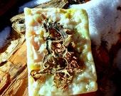 Asolutely Oakmoss Kinder Goat Milk Soap