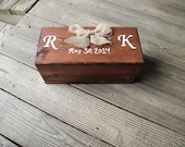 Anniversary/Wedding Wine Box (personalized)