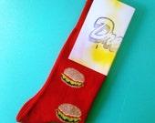 The Dreamer Burger Socks