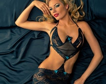 Stretch Lace Chemise
