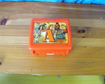 Vintage A-Teem Lunch Box