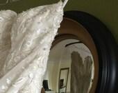 Personalized Wedding Dress Hanger, Bride Hanger, Bridal Shower Gift, Bridesmaid Gift