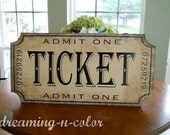 Custom Ticket