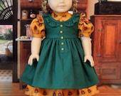 RESERVED Prairie Ruffles Dress