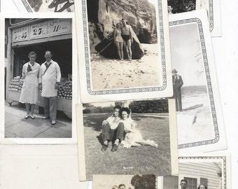 Photo Sweethearts Ephemera 1920s-1940s-1950s Couples Photos A83