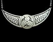 Lovely 70s Danish Design Celtic Neck Piece