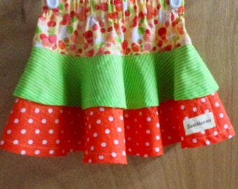 Spring/Summer Twirly Skirt, size 3t