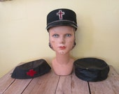 Antique Pettibone Knights Templar Hat with 2 Covers