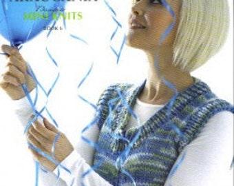 Jenny Watson Designs - Araucania Mini Knits - Book 6