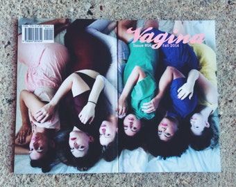 Vagina's Fall '14 Issue