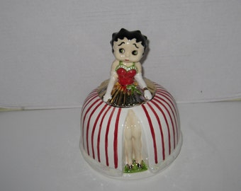 Vintage Betty Boop Cookie Jar
