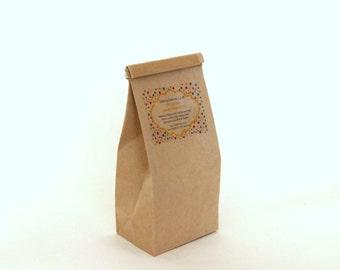 Lemongrass laundry soap - handmade laundry soap. Vegan laundry soap. Choose 1 lb or 3 lb bag.  Laundry soap powder, handmade w/essential oil