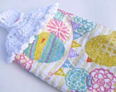Crochet Easter Dish Towel Crochet Top Towel Easter Decoration Kichen Decor Kitchen Towel