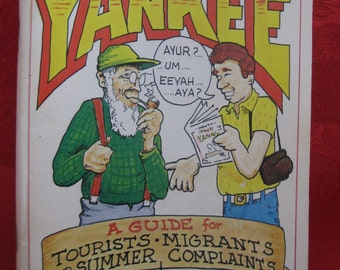 Vintage How to Talk Yankee Book