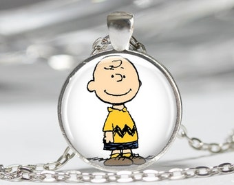 Charlie Brown Necklace The Peanuts Jewelry