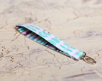 Key Fob Wristlet - Swivel clasp