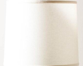 Lamp Shade- Natural Linen, Tall