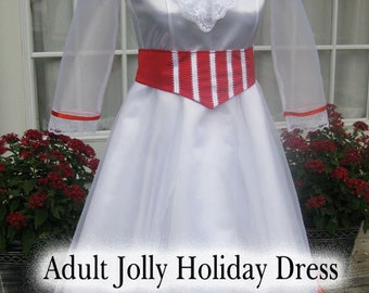 Mary Poppins Jolly Holiday Dress for women