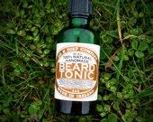 All Natural Beard Oil Beard Conditioner Beard Tonic Men Gifts 50ml 2oz Made in Ireland BT