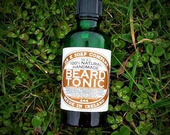 All Natural Beard Oil, Handmade in Ireland