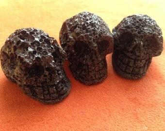 Lava Skulls