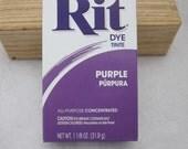 Purple Rit Dye Powder