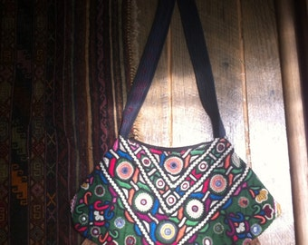 Vintage Textile Banjara Shoulder Bag