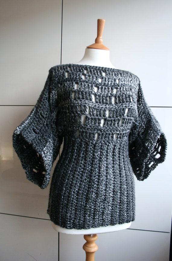 Crochet Kimono : Crochet pattern, crochet kimono poncho pattern, toddler, child and ...
