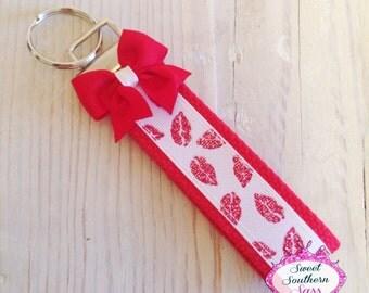 Smooch Wristlet - Key Chain