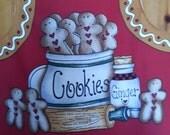 Dianna Marcum Gingerbread Apron