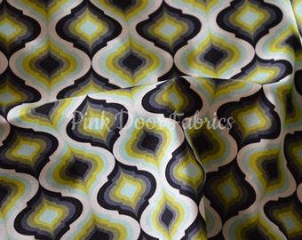 Lantern in Meadow - Moonshine by Tula Pink for Free Spirit Fabrics - PWTP058.MEADO - 1/2 Yard