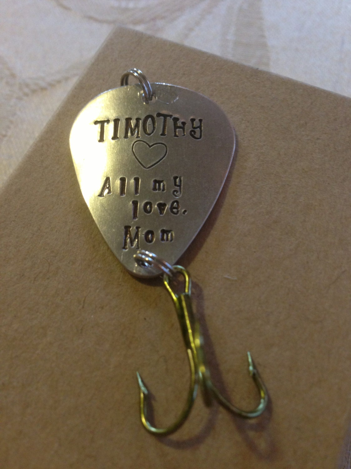 Personalized fishing lure for Personalized fishing lures