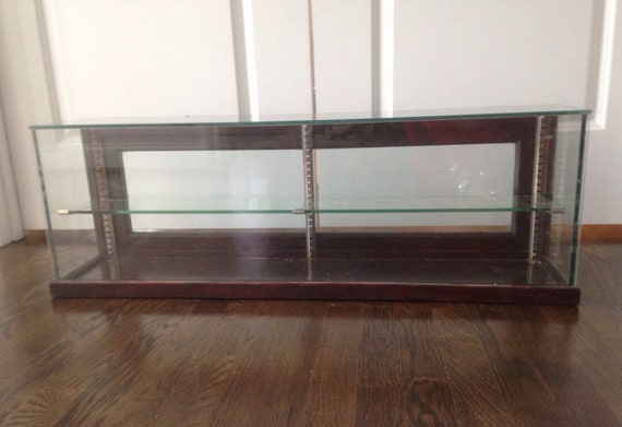 Antique General Store Countertop Display Case