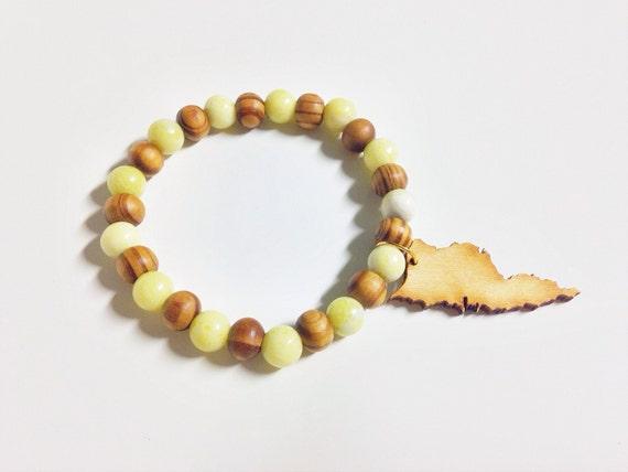 st croix gemstone bracelet