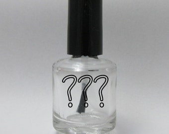 Mystery polish! (full size 15ml) indie polish by Fedoraharp Lacquer