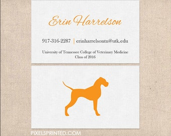 business cards - thick, color both sides - FREE UPS ground shipping