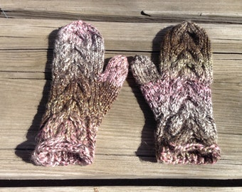 Children's Alpaca Mittens
