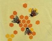 Child's Bee & Honeycomb T-Shirt
