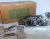 Singer Buttonhole Attachment 121795 Vintage Sewing Machine