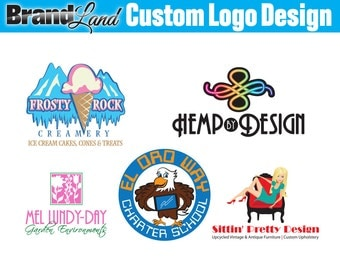 Company Logo, Small Business Logo, Corporate Logo, Custom Logo Design