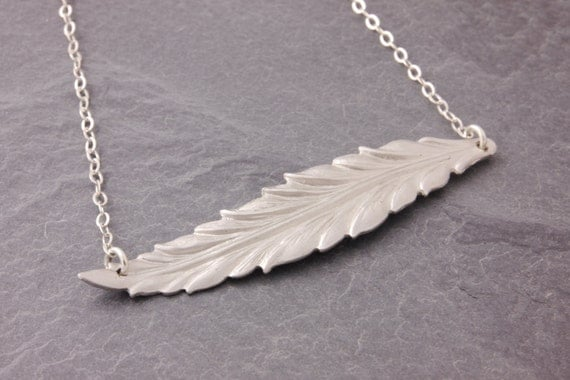 Angel Feather Necklace, silver wing necklace, angel wings, wing necklace, silver feather, holiday sale, black friday sale, cyber monday sale