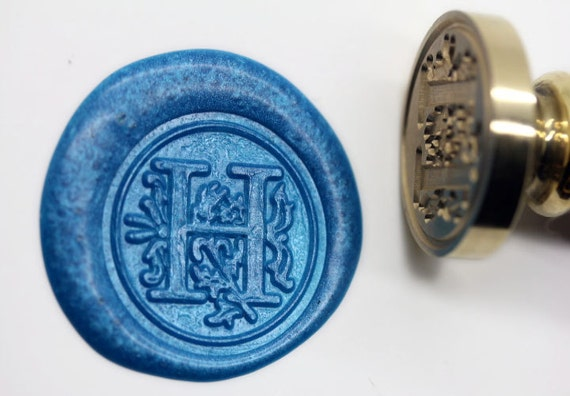 letter wax seal s1150 alphabet letter h wax seal stamp sealing 23296